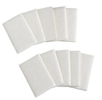 Refill Pads for Hubmar Scentball & Vehicle Diffusers - Hubmar Scentball recharge plaquettes